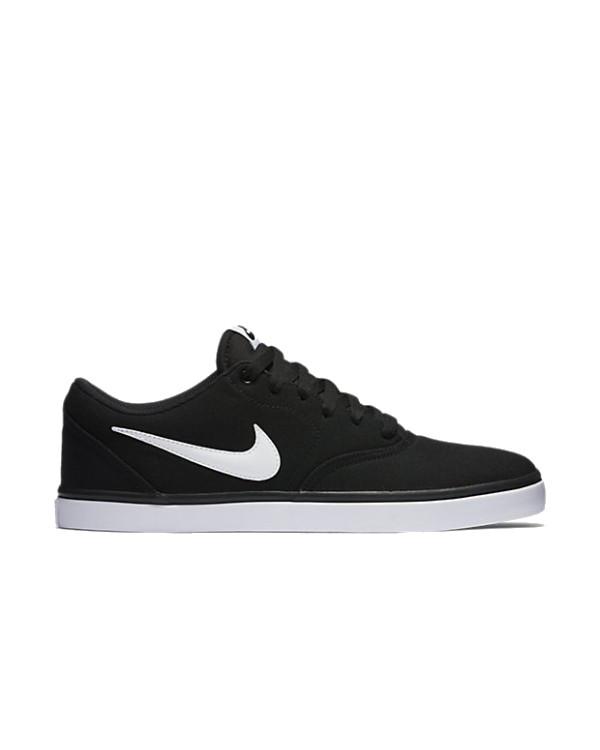 Buty Nike Sb Check Solar (Black/White) Cnvs