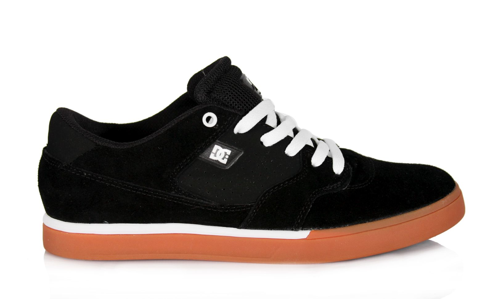 Buty Dc Cole Lite (Black White Gum)