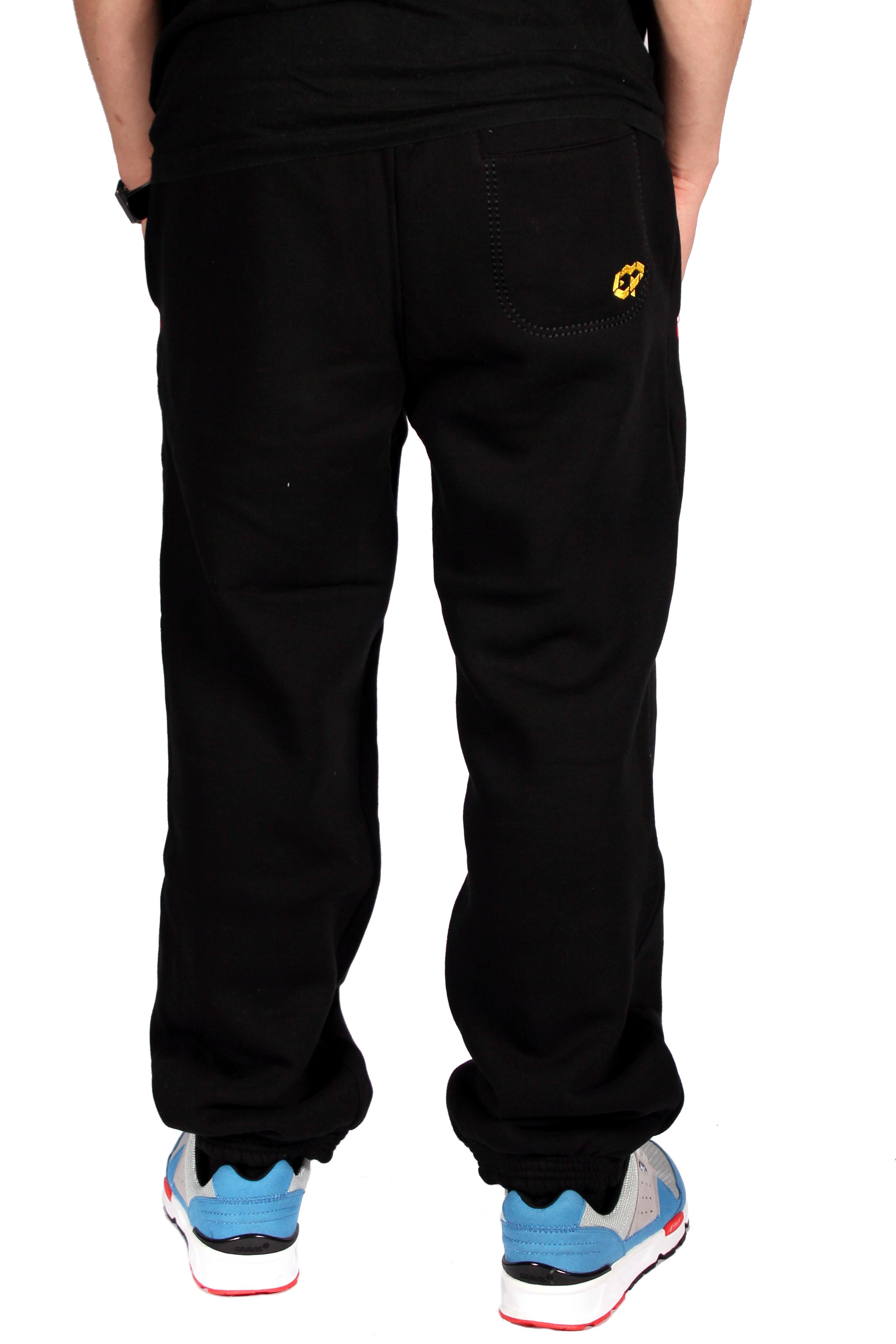 Spodnie Dresowe El Polako No.3 (Black)