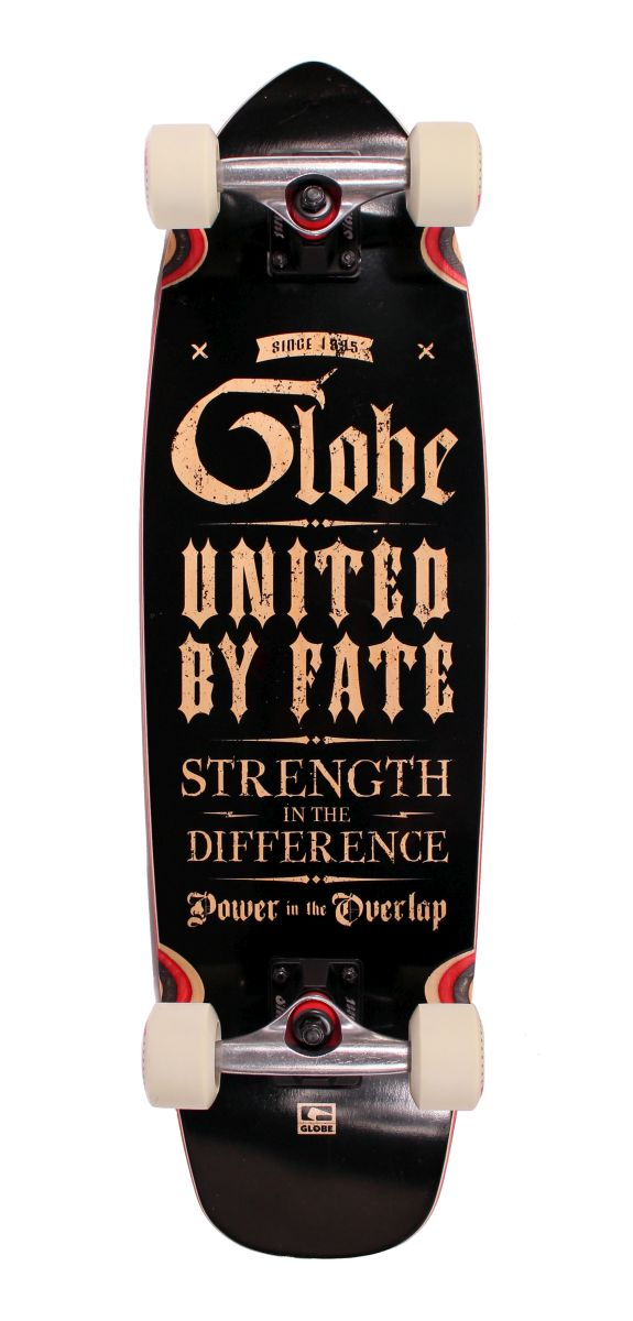 Shortboard Cruiser Globe (United)