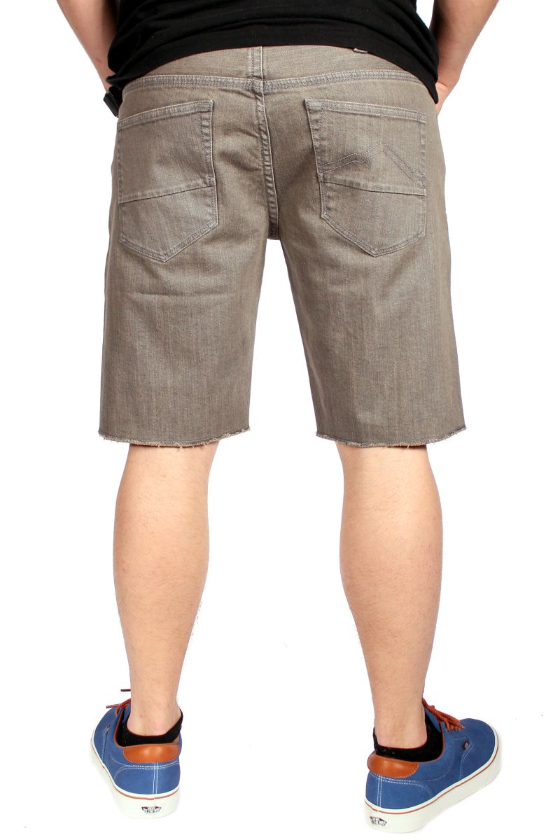 Szorty Burton Mid Fit Denim Short (Grey)