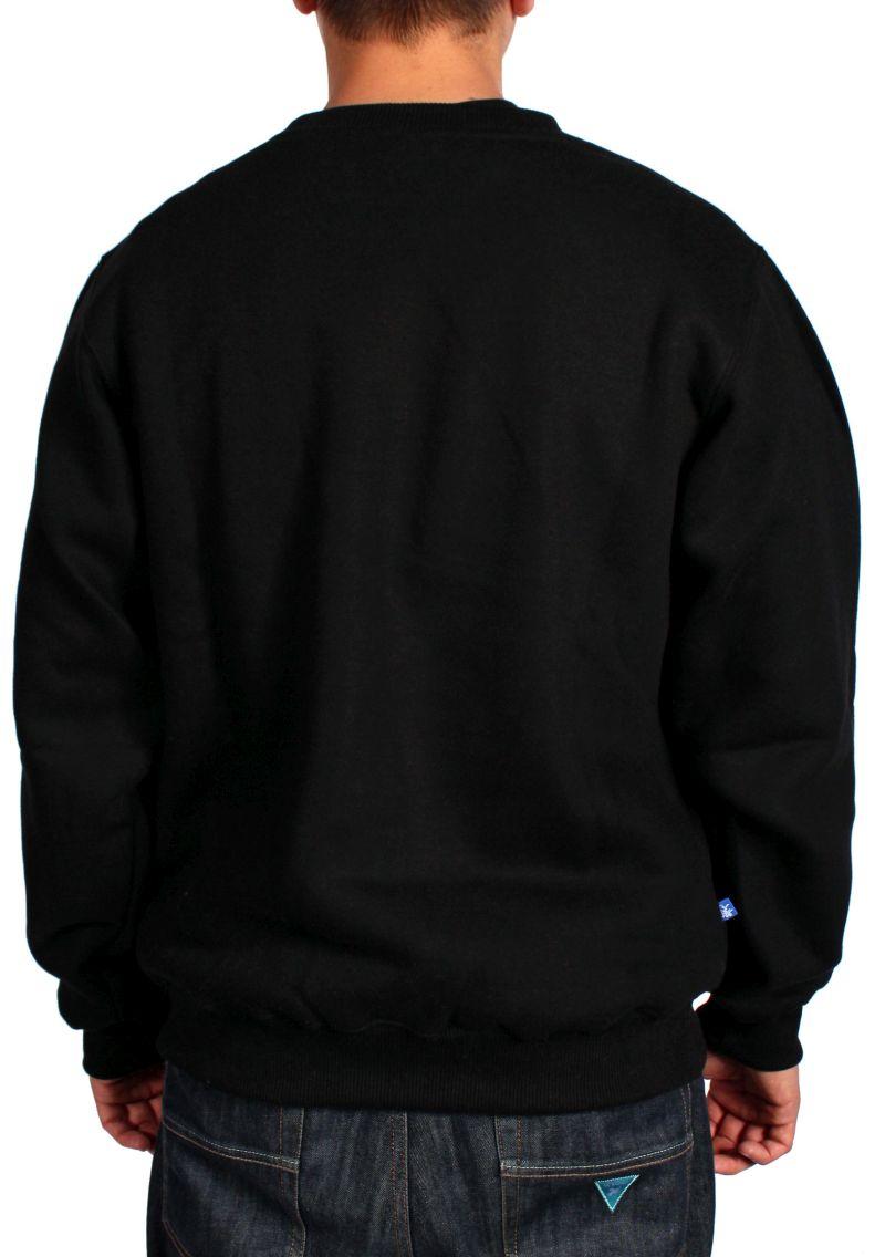 Bluza Smoke Story Group Ssg Jwp Crewneck Logo (Black)