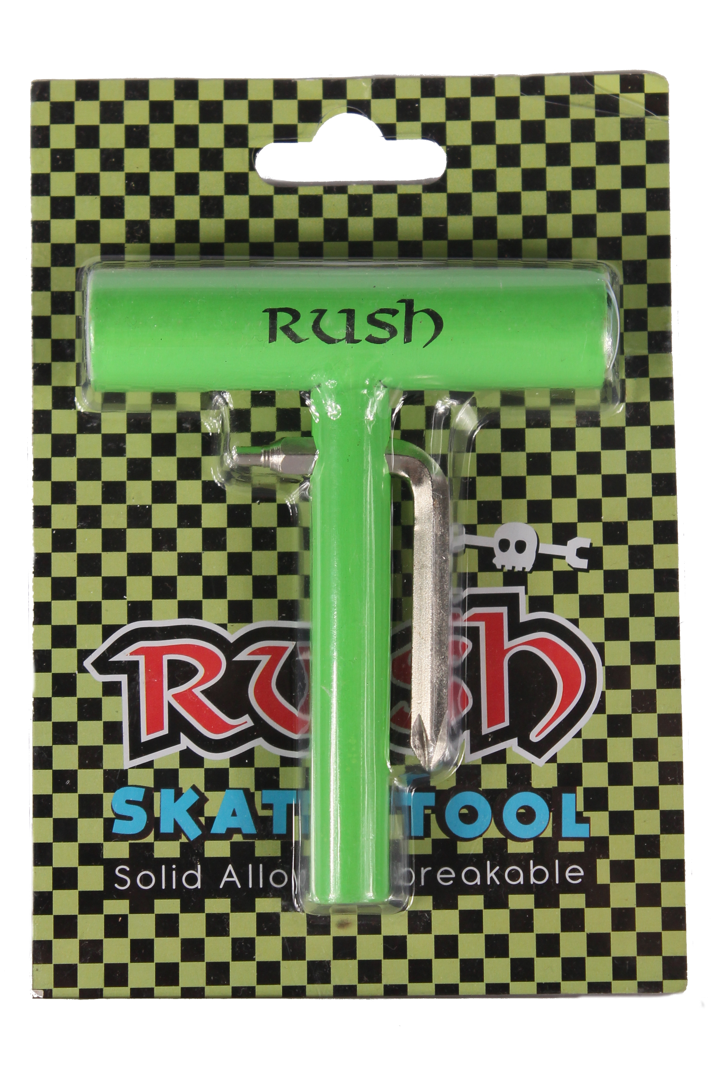 Klucz Rush (Green)