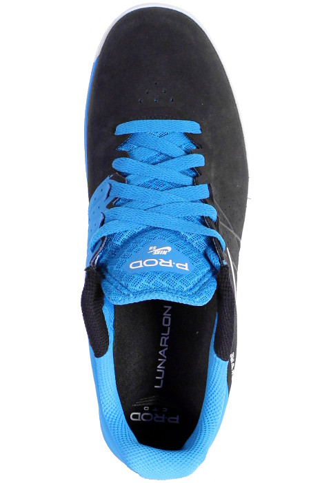 Buty Nike Sb Paul Rodriguez Ctd (Black/White)
