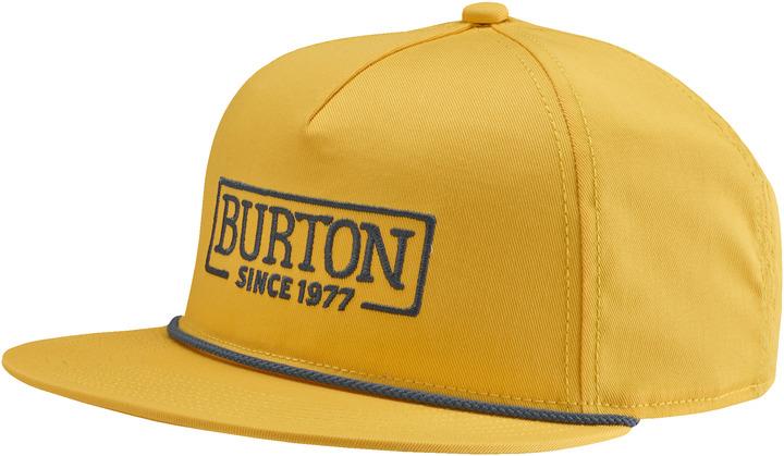 Czapka Z Daszkiem Burton Assorted Snapback (Yellow) Ss16