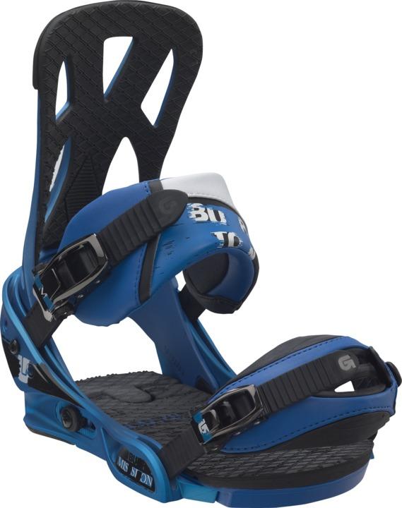Wiązania Snowboardowe Burton Mission (Cobalt)