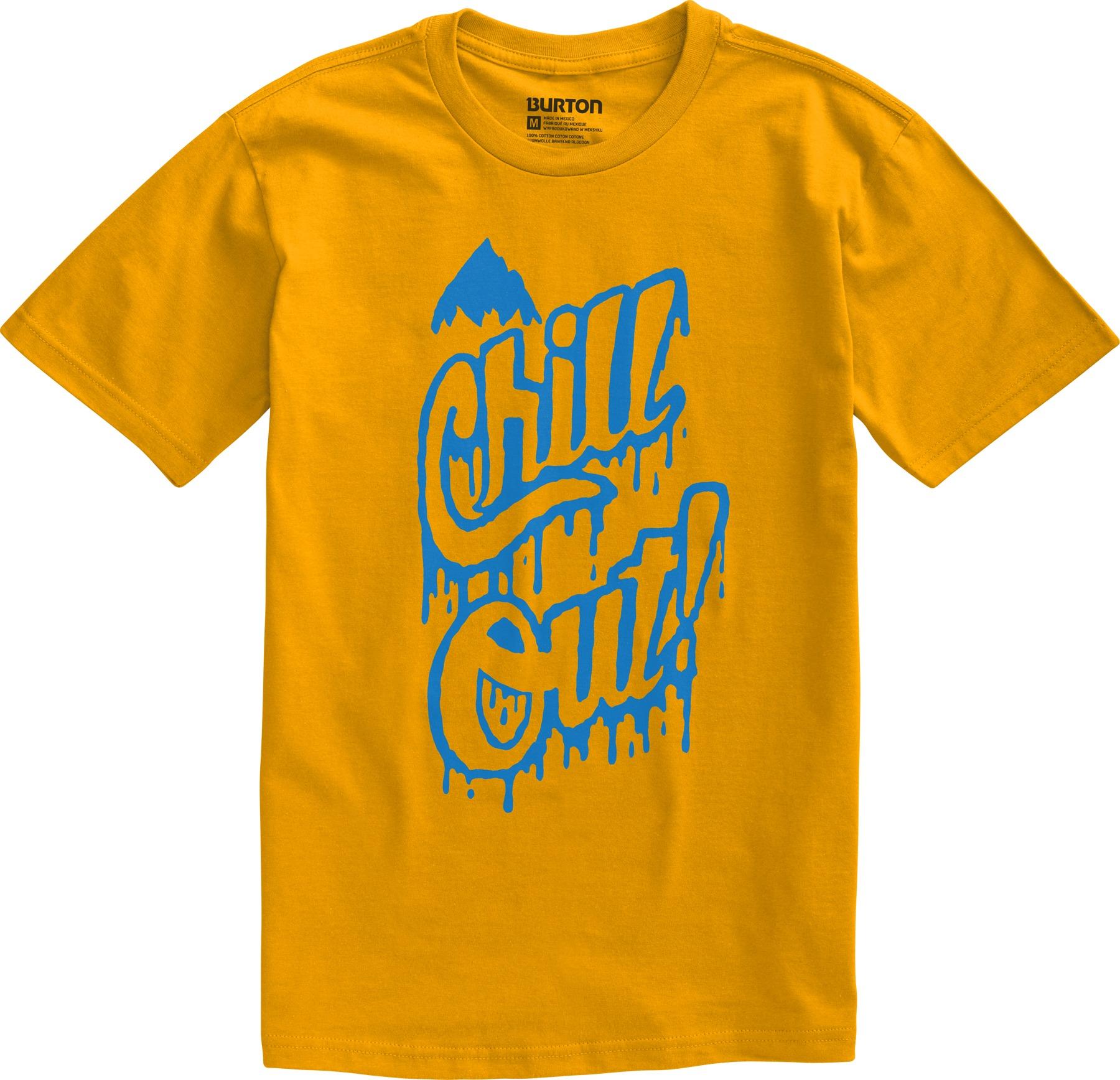 Koszulka Burton Chill Out (Mustard)