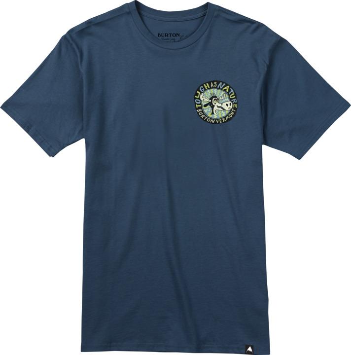 Koszulka Burton Tough As Nature (Indigo) Ss17