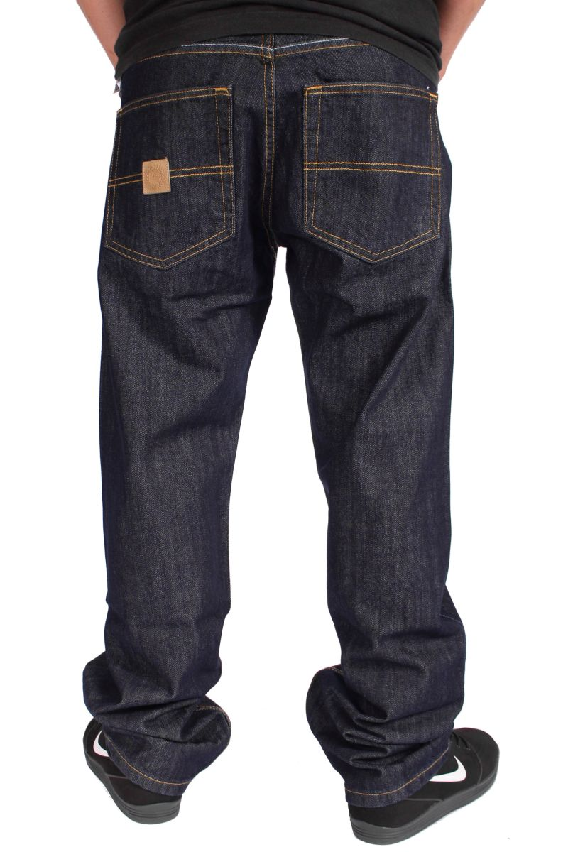 Spodnie Mass Denim Jeans Base (Rinse)