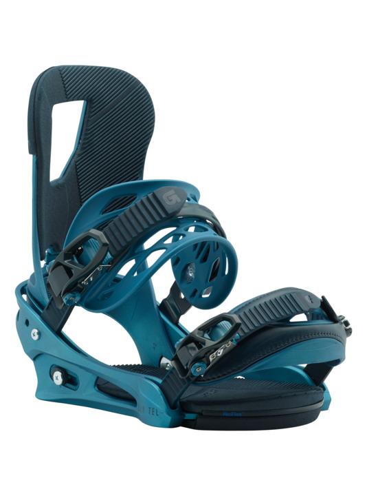 Wiązania Snowboardowe Burton Cartel (Blue Boy) W18