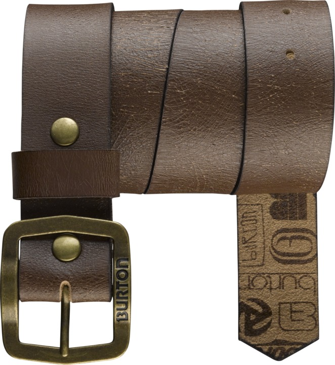 Pasek Burton Retreat Leather (Brown)