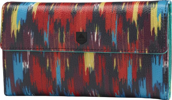 Portfel Burton Tri-fold (Ikat Stripe)