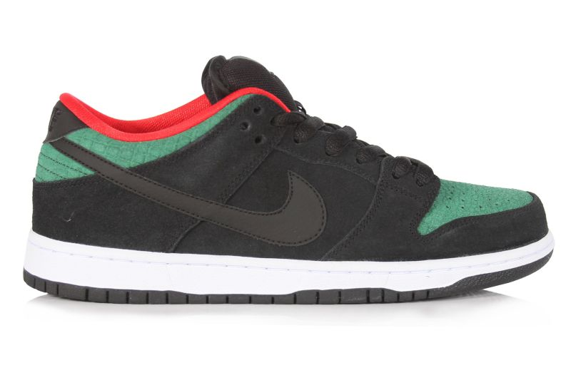 cheaper 9d8da eb1d7 ... promo code buty nike dunk low pro sb black black george green 4ab5c  f1c68