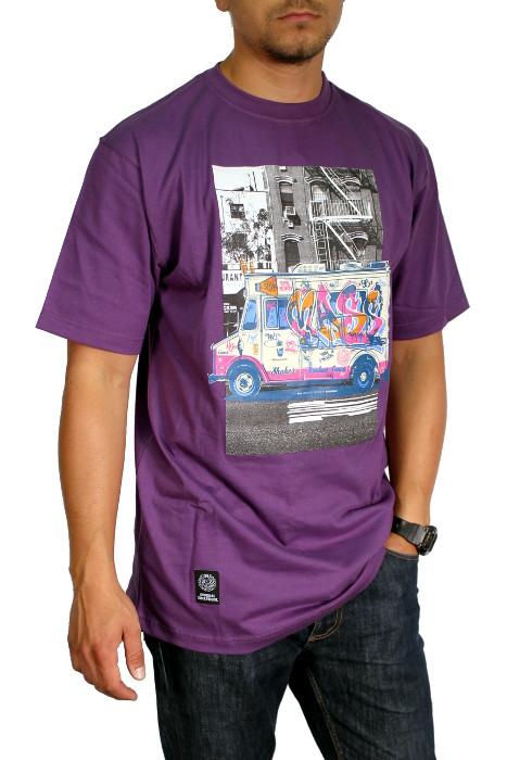 Koszulka Massdnm Ice Cream (Violet)