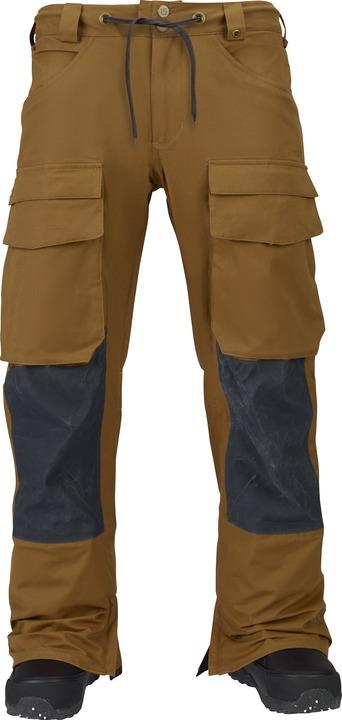 Spodnie Snowboardowe Burton Hellbrook (True Penny/ True Black)