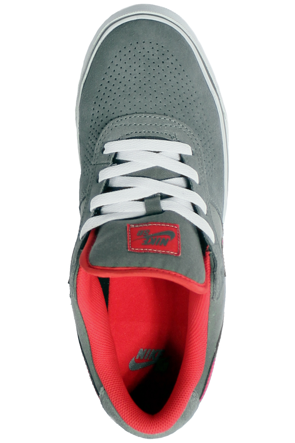 Buty Nike Mavrk Low 2 (Base Grey/Crimson)