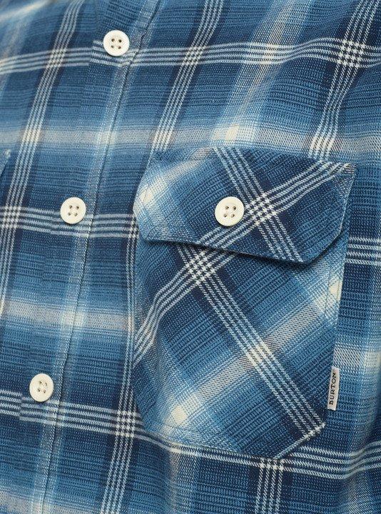 Koszula Burton Brighton (Mood Indigo Pne Plaid) W19