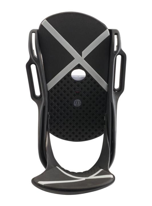 Wiązania Snowboardowe Burton X-base Est (Black) W18