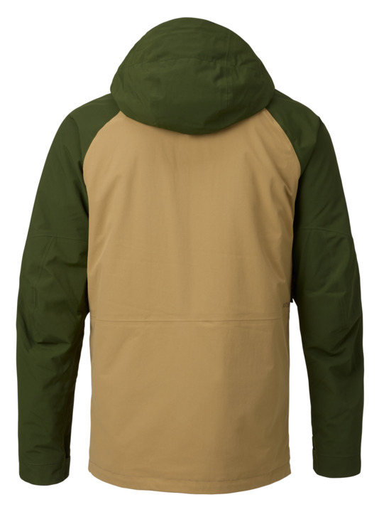 Kurtka Burton Gore-tex Radial Jacket (Rifle Green / Kelp) W18