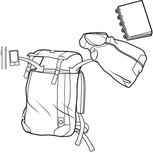 Plecak Burton Taylor Pack (Texture Stripe)