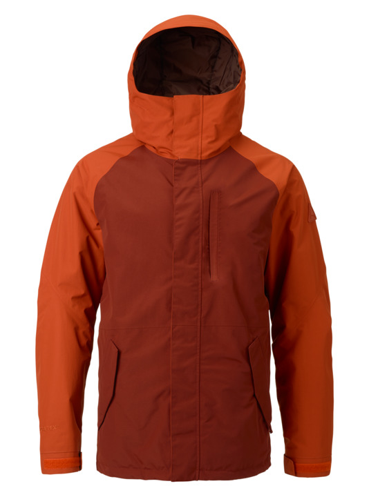 Kurtka Burton Gore-tex Radial Shell Jacket (Clay / Fired Brick) W18
