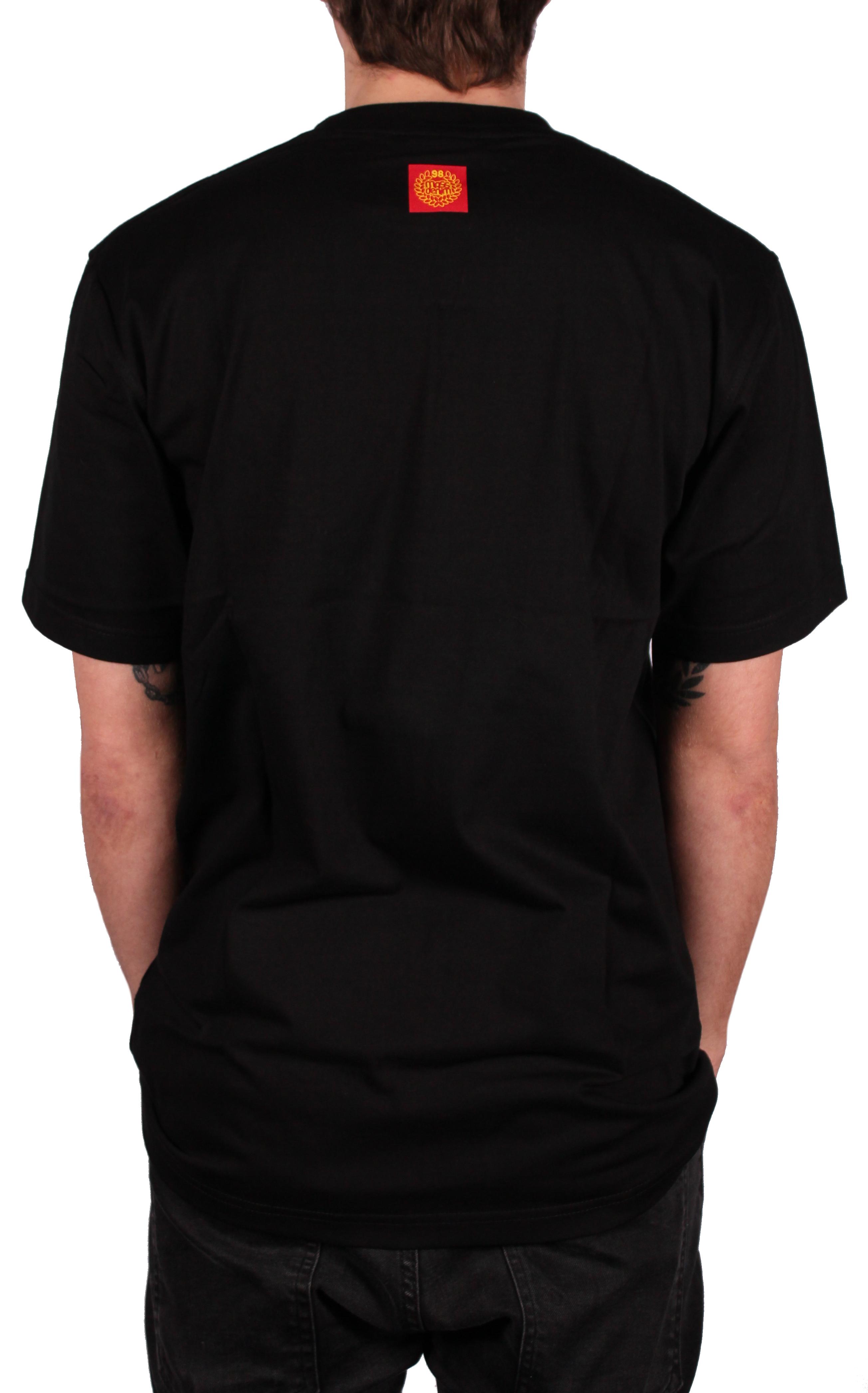 Koszulka Massdnm Massboy (Black)