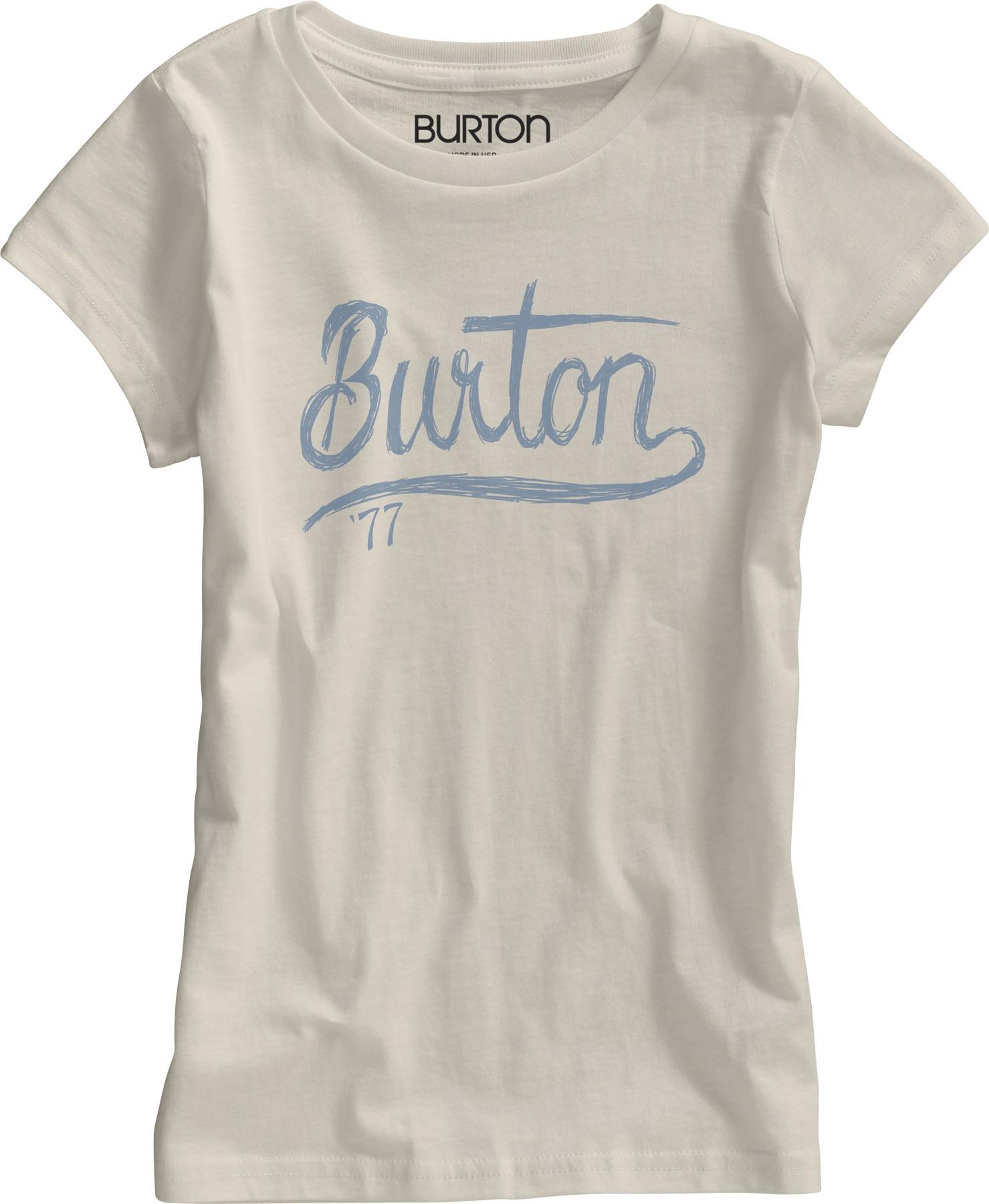 Koszulka Dziecięca Burton Girls Dream Team (Vanilla)