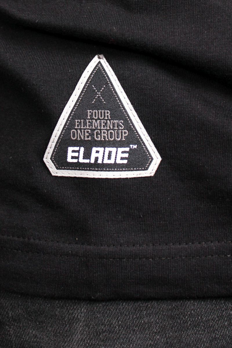 Koszulka Elade Icon Camo (Black)