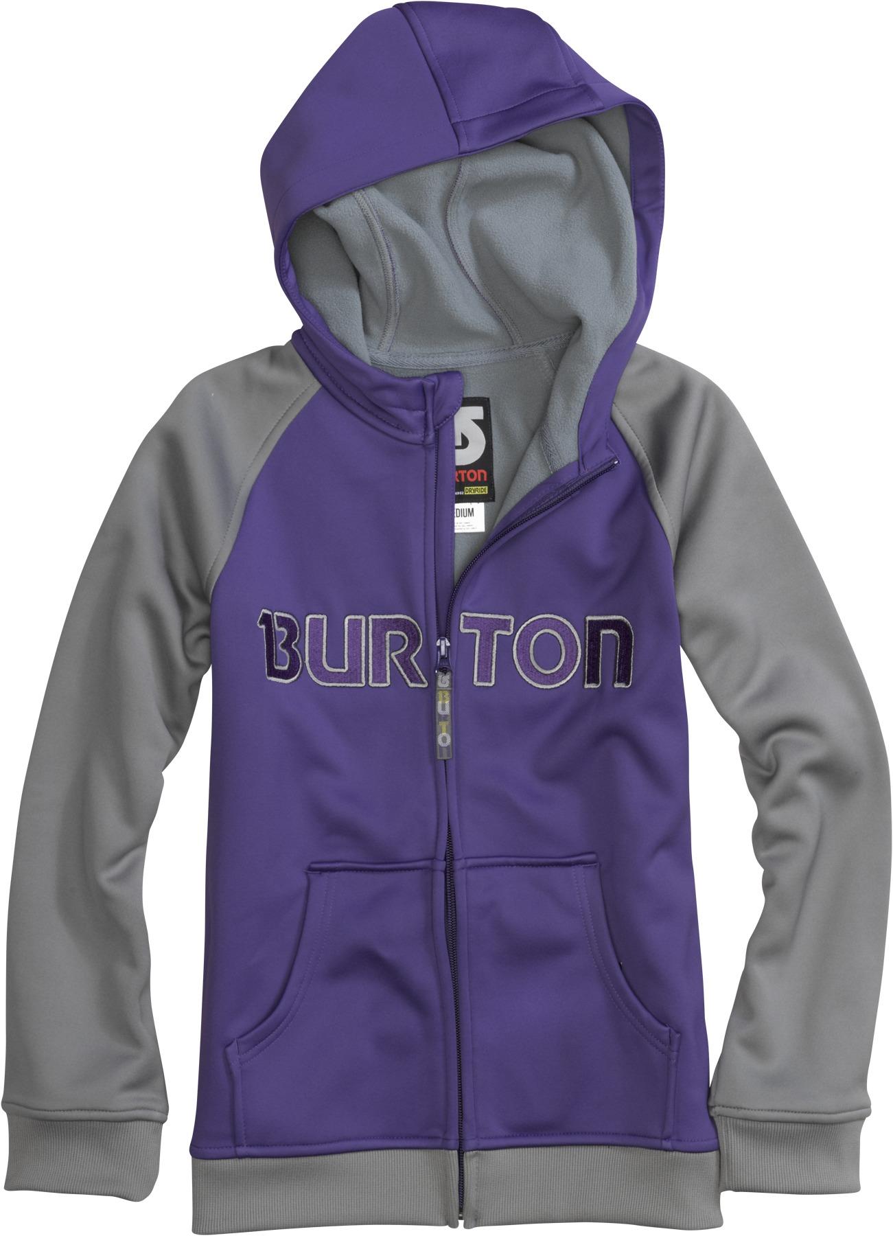 Dziecięca Bluza Aktywna Burton Boys Bonded Hoodie (Sizzurp)