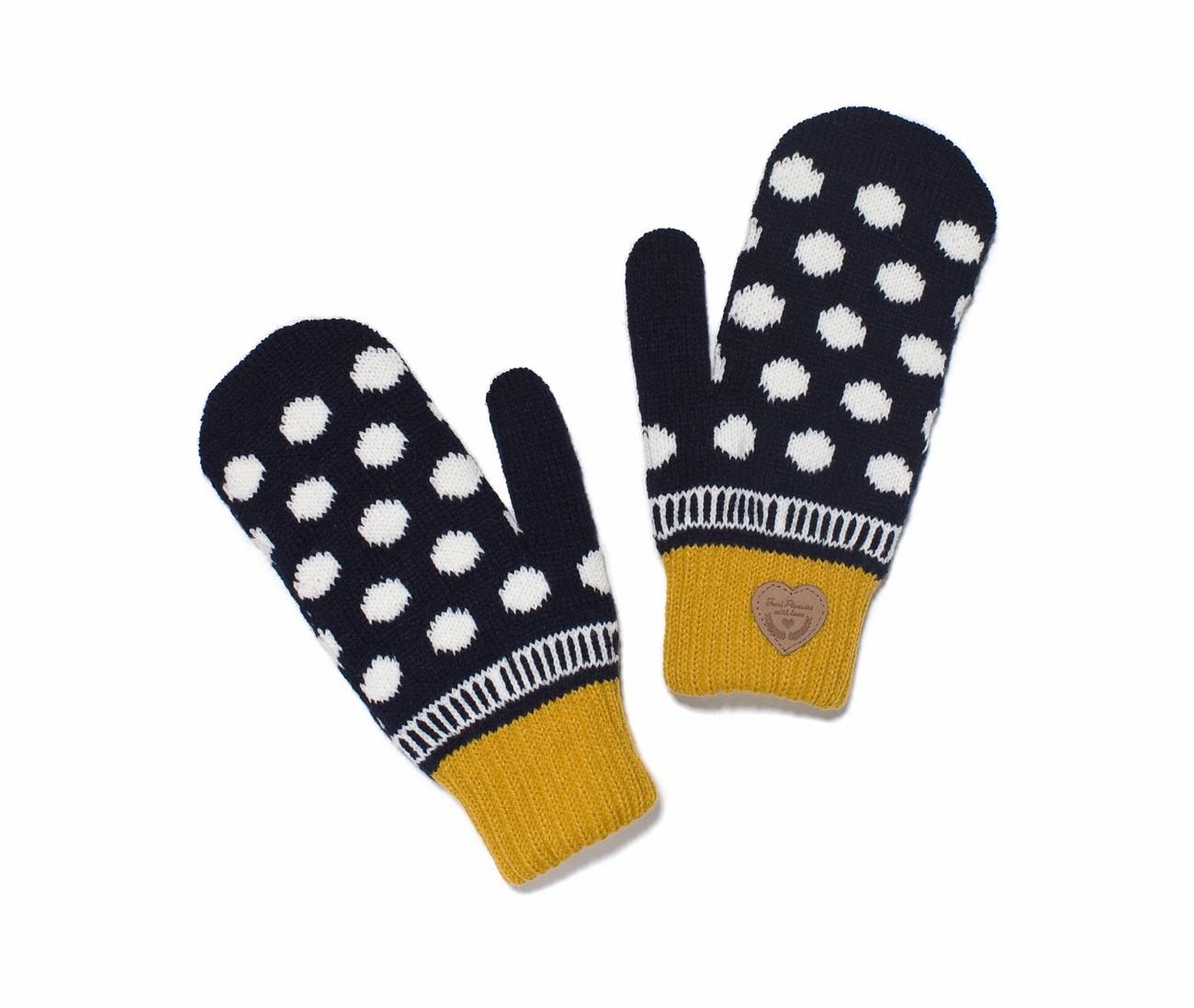 Rękawiczki Damskie Femi Abadi (Honey)