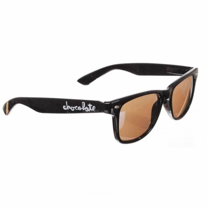Okulary Przeciwsłoneczne Chocolate Basic Chunk (Black)