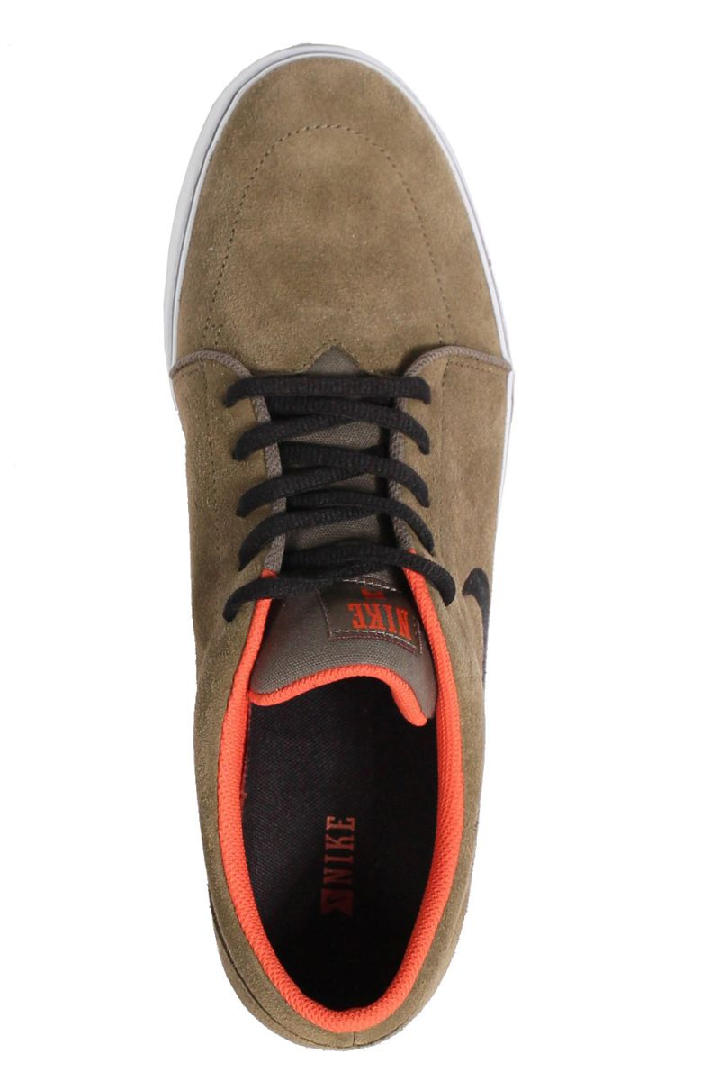 Buty Nike Satire (Medium Olive/ Black Urban Orange)
