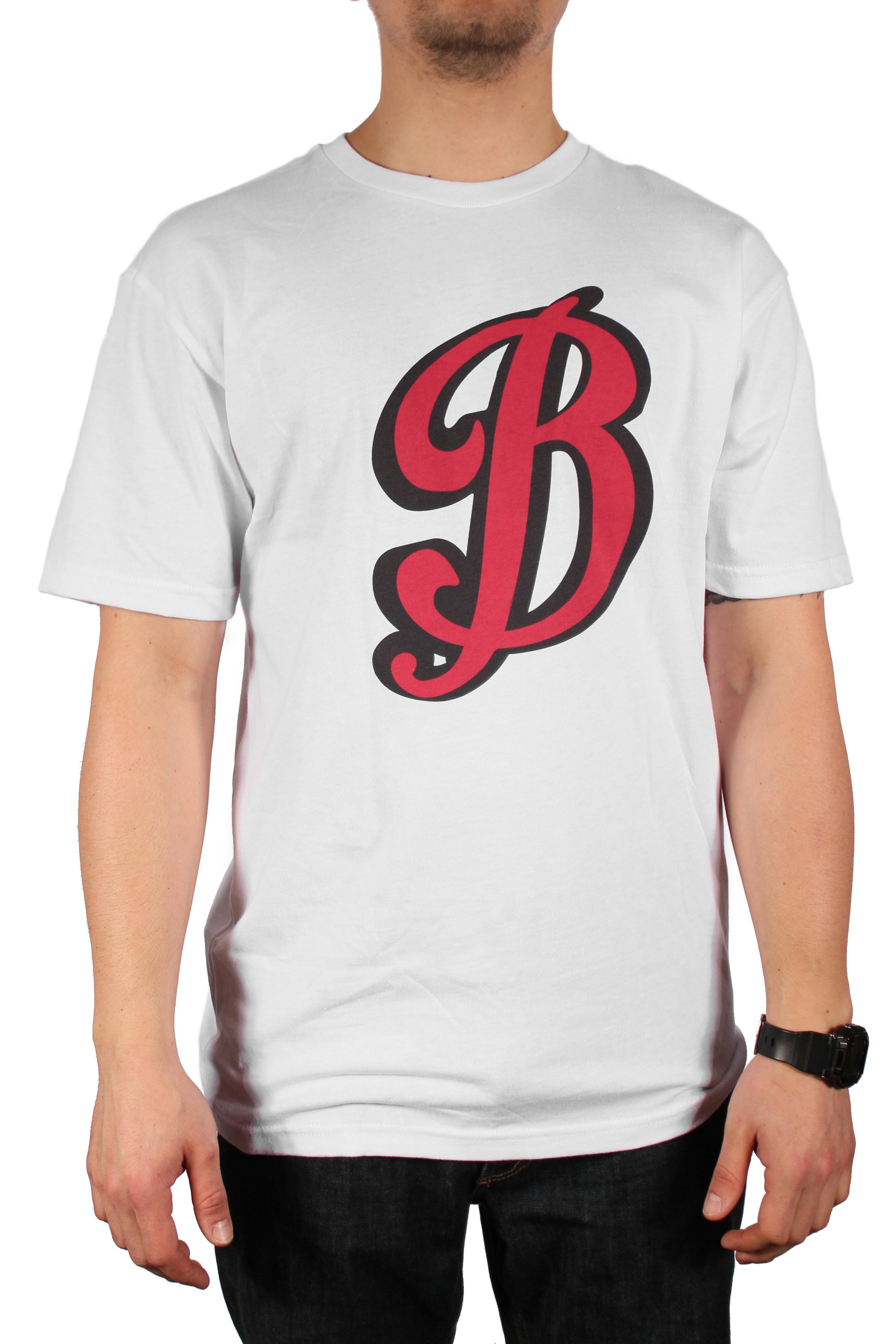 Koszulka Burton Big B (Stout White)
