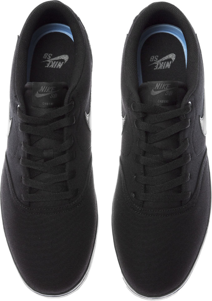 Buty Nike Sb Check Solar (Black / Anthracite) Cnvs