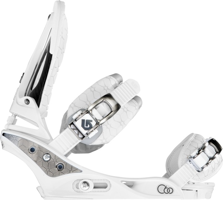 Wiązania Snowboardowe Burton C60 (White)