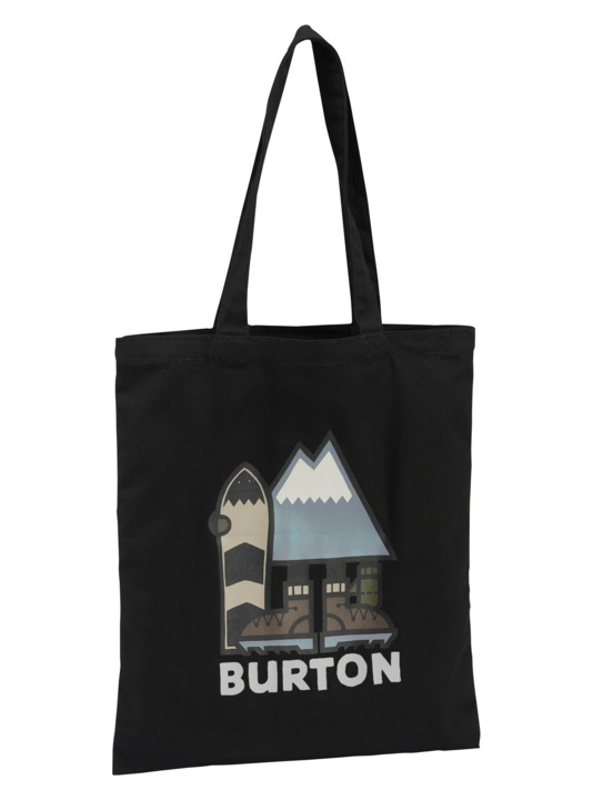Torba Burton Simple Tote (True Black Leary) Fw18