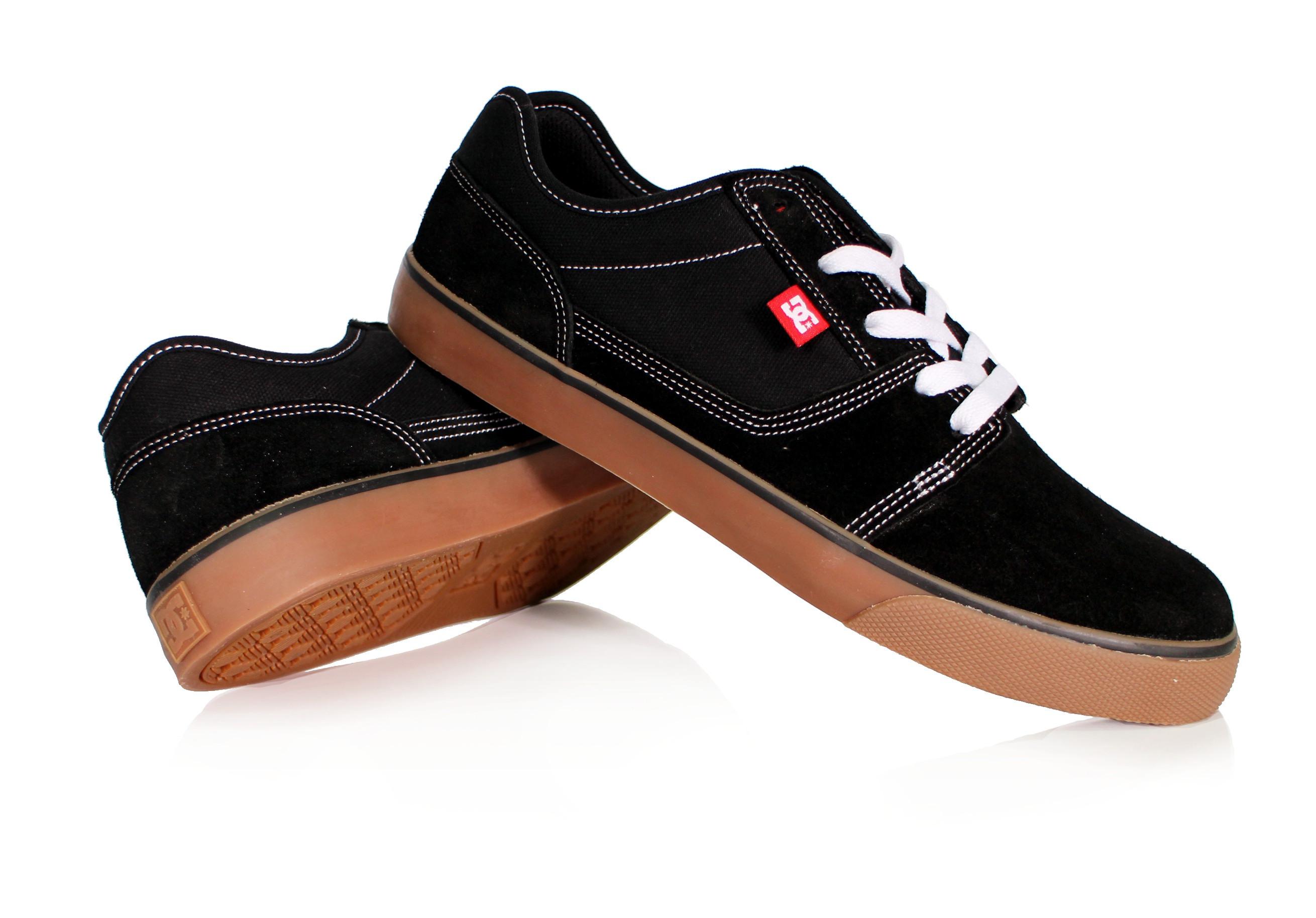 Buty Dc Tonik (Black/White/Gum)
