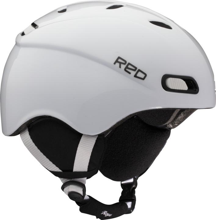 Kask Snowboardowy Red Reya Classic (White)