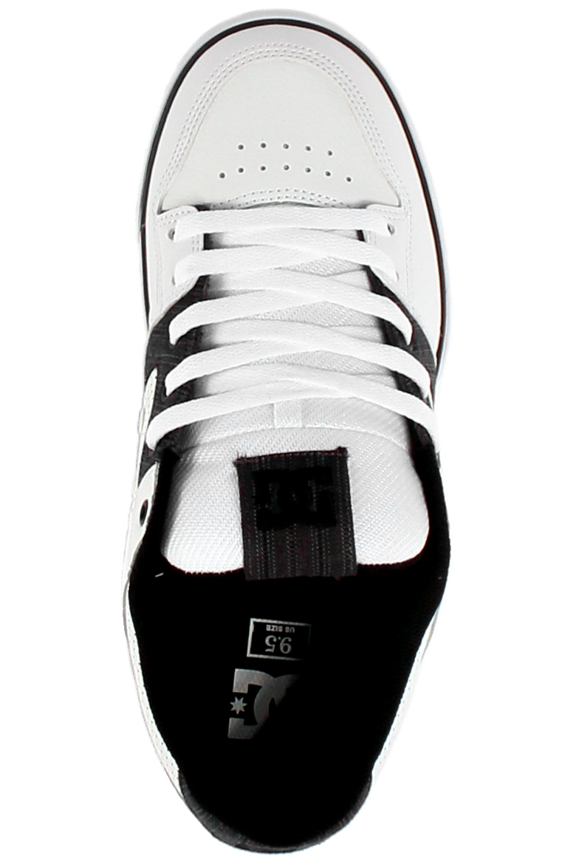 Buty Dc Pure Xe (White/Black Stripe)