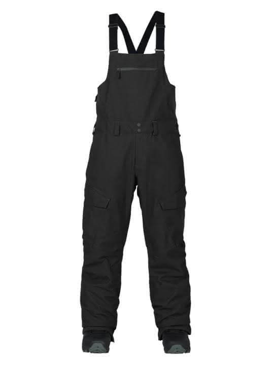Spodnie Snowboardowe Burton Reserve Bib (True Black) W19