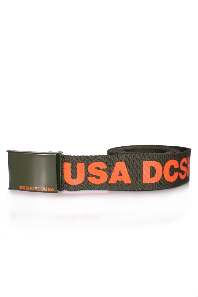 Pasek Parciany Dc Chinook 5 Belt (Military Green)