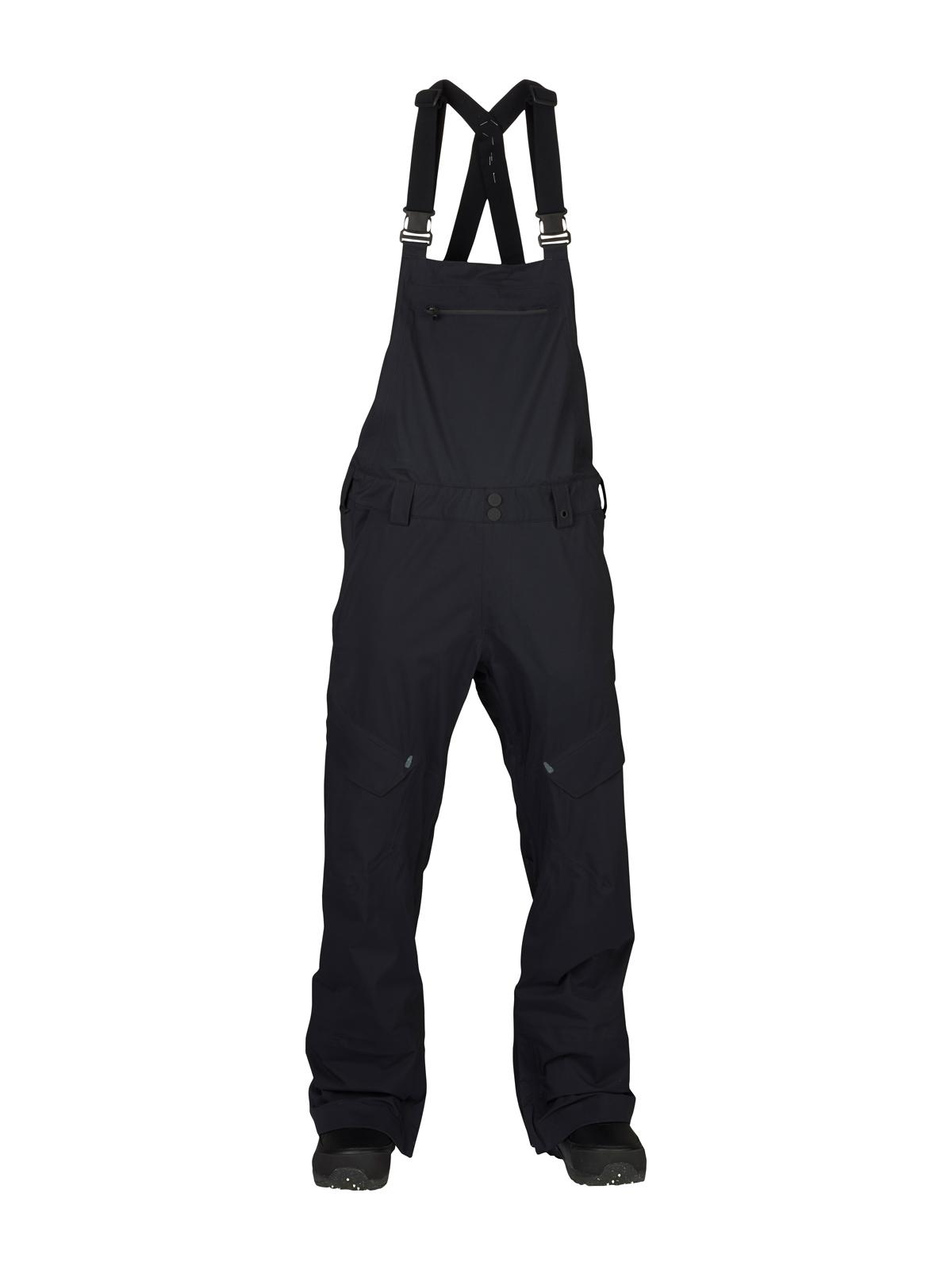 Spodnie Snowboardowe Burton 3l Prospect Bib (True Black)