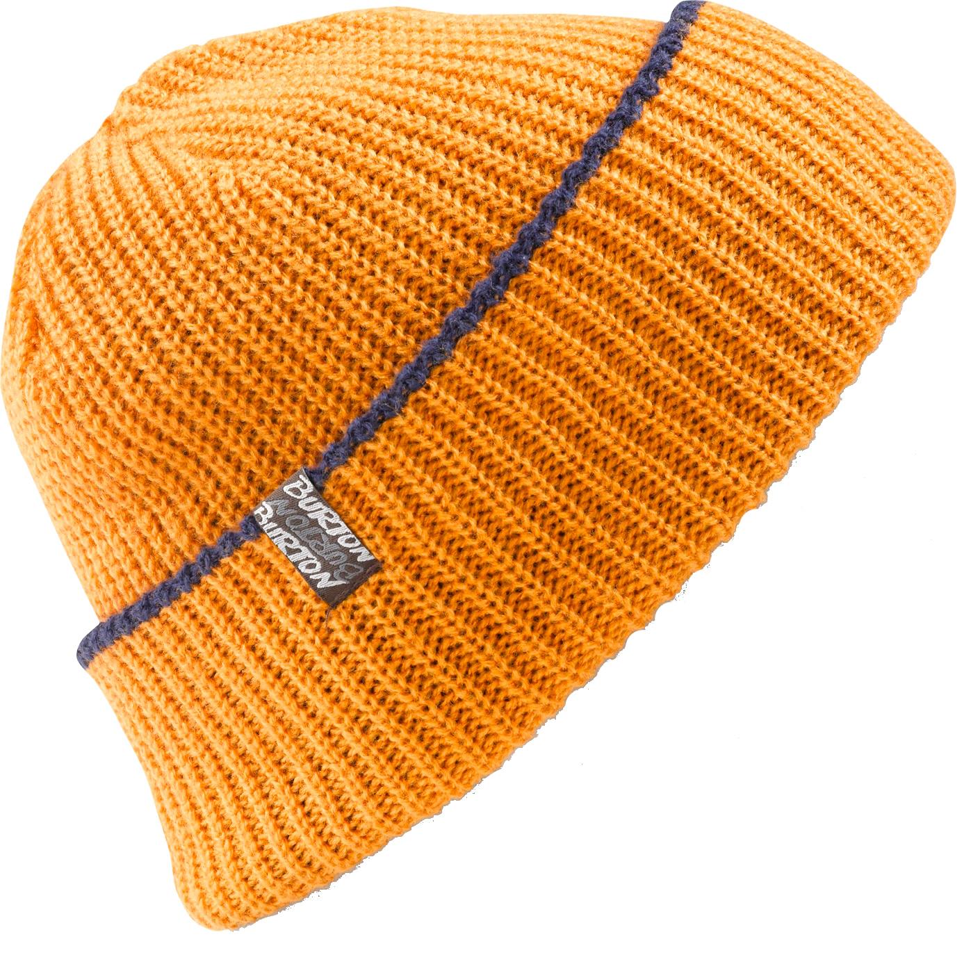 Czapka Zimowa Burton Factory (Safety Orange)