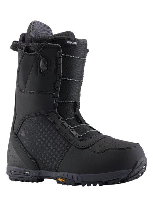 Buty Snowboardowe Burton Imperial (Black) W19