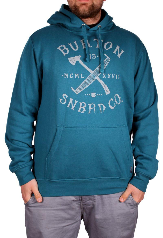 Bluza Burton Logger (Cerulean)