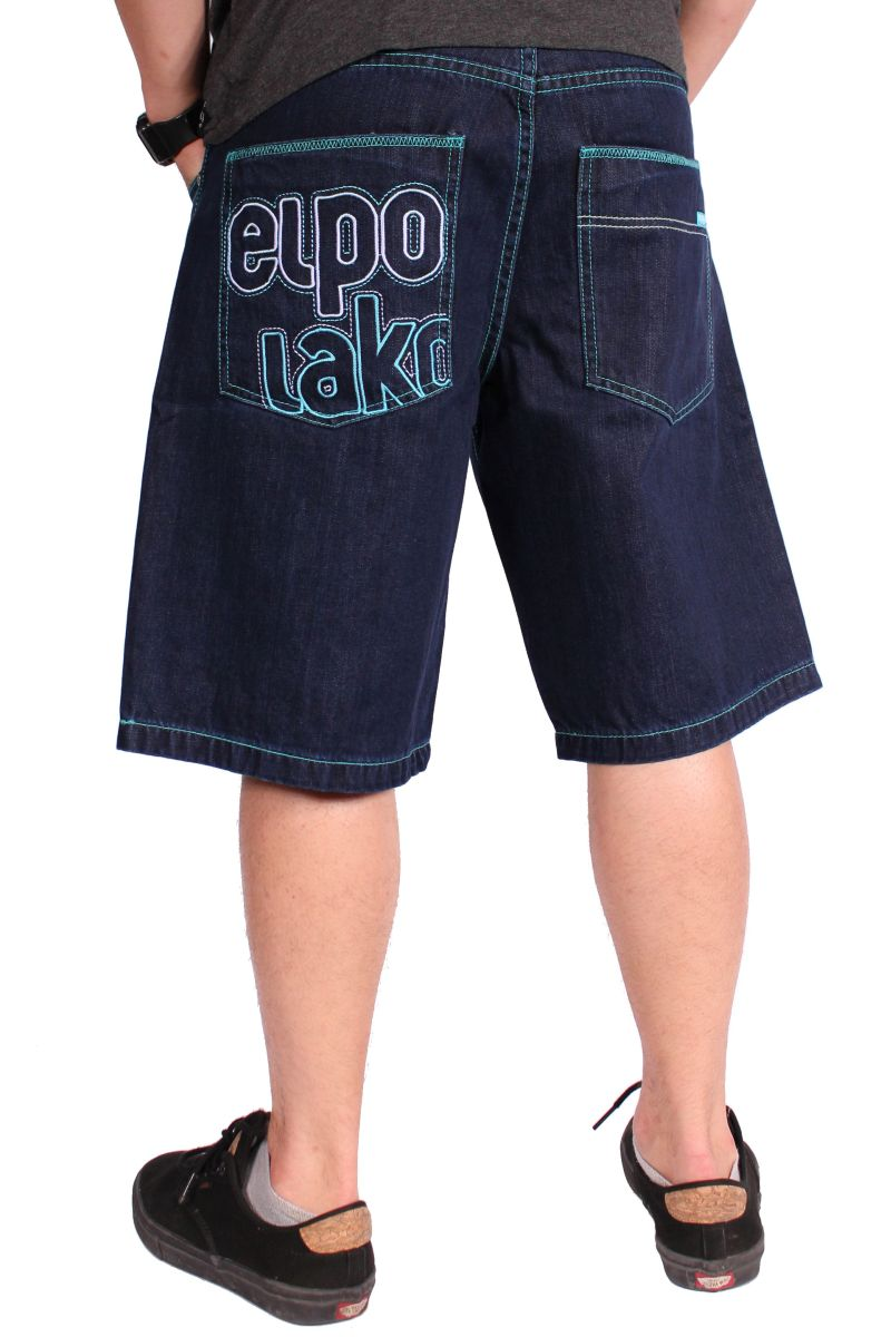 Szorty El Polako Yoggy Short (Navy)