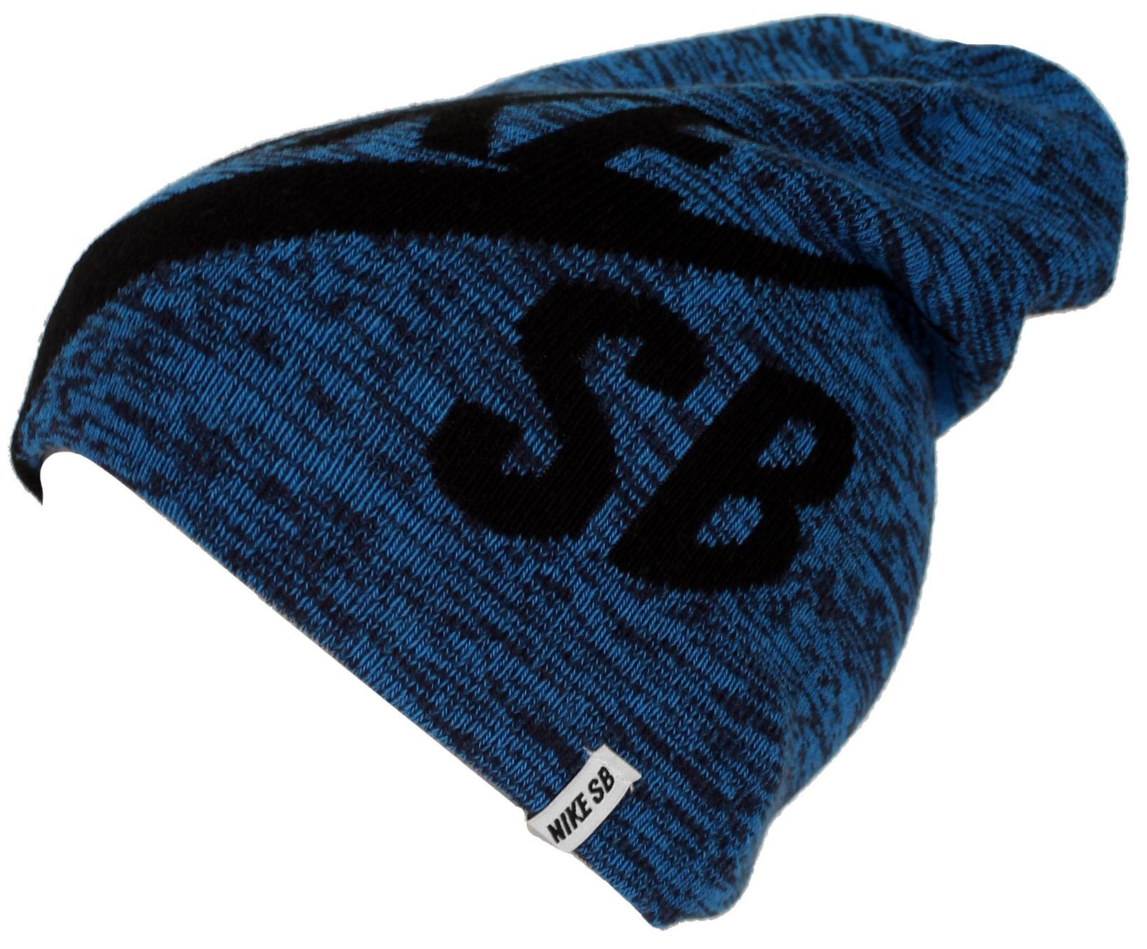 Czapka Nike Sb Wrap Beanie (Navy)