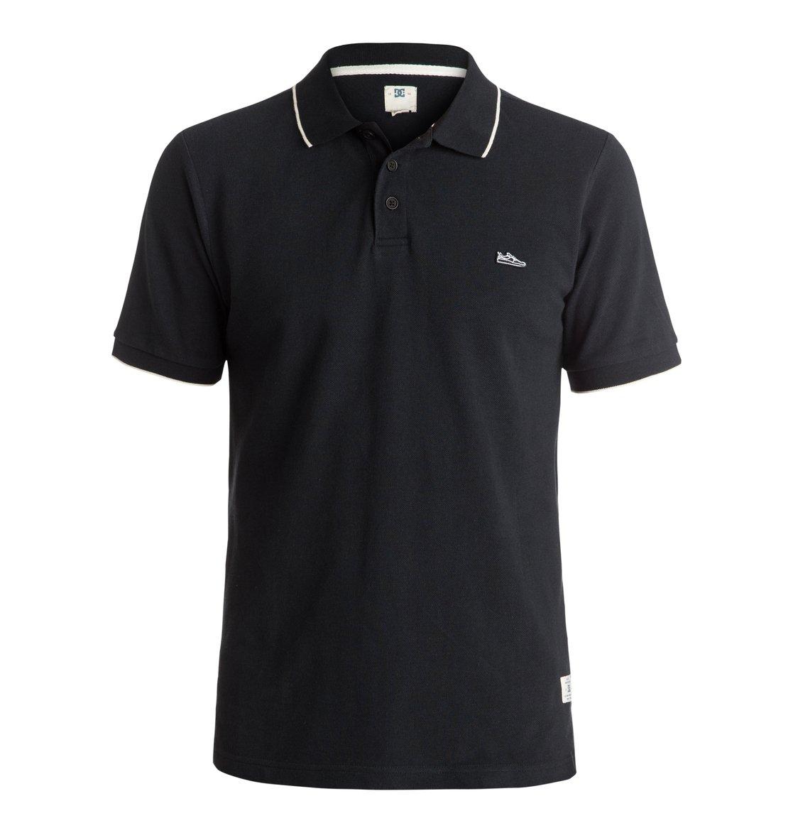 Koszulka Polo Dc Milnor (Black)