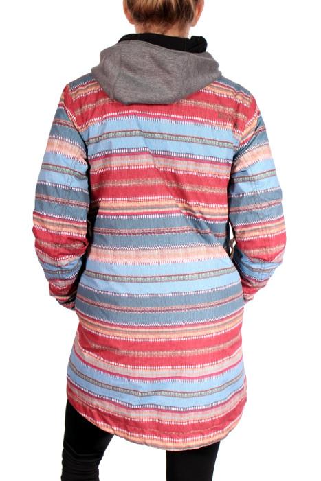 Kurtka Damska Burton Stella Shirt (Mandala Stripe)