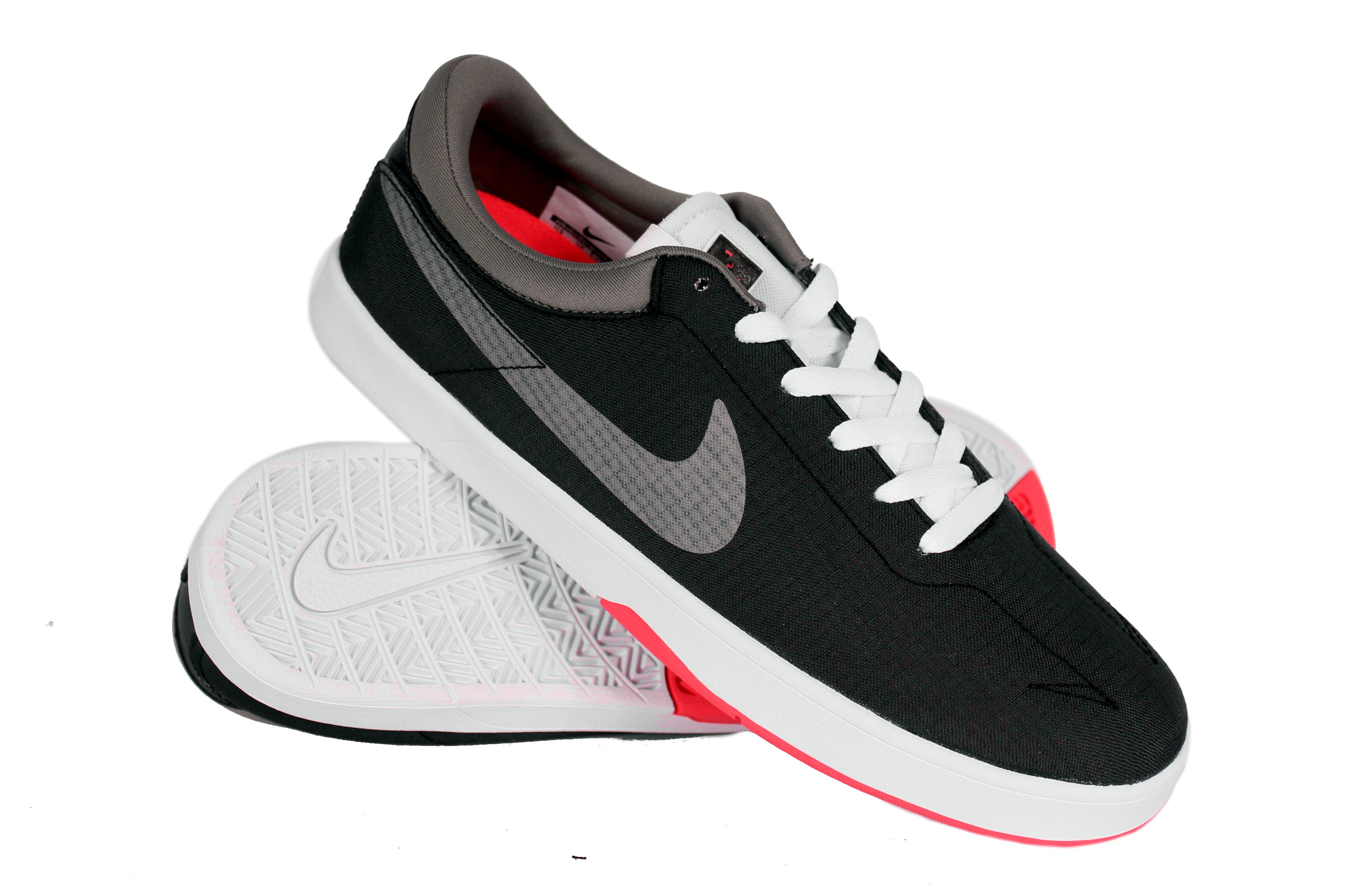 Buty Nike Sb Eric Koston Se (Black/Grey/Red)